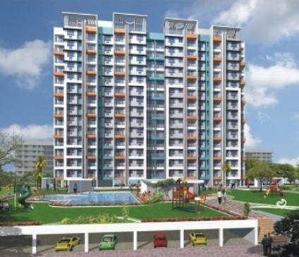 Project Image of 1050 - 1250 Sq.ft 2 BHK Apartment for buy in Metro Tulsi Prerana