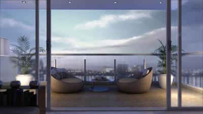 Project Image of 788.0 - 2108.0 Sq.ft 2 BHK Apartment for buy in L And T Crescent Bay