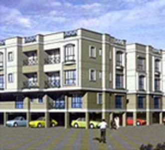 Gallery Cover Image of 1232 Sq.ft 3 BHK Apartment for rent in Fort Group Crystal Spring, Paschim Barisha for 23000