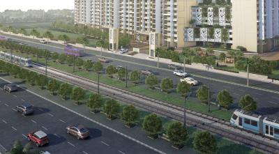 Gallery Cover Image of 600 Sq.ft 1 BHK Apartment for rent in Indiabulls Park, Derawali for 7000