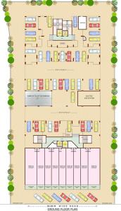 Gallery Cover Image of 1100 Sq.ft 2 BHK Apartment for buy in Sankalp Riddhi Siddhi Heights, Ulwe for 8300000