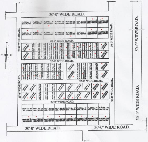 Project Image of 1800 - 3600 Sq.ft Residential Plot Plot for buy in Amantran Swapnabhumi