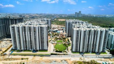 Project Image of 2000 - 3000 Sq.ft 3 BHK Apartment for buy in Cybercity Rainbow Vistas Rock Garden