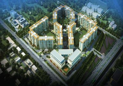 Gallery Cover Pic of Suncity Jewel of India 1