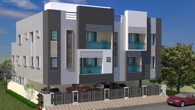 Project Image of 647.0 - 1074.0 Sq.ft 2 BHK Apartment for buy in Yazh Mullai
