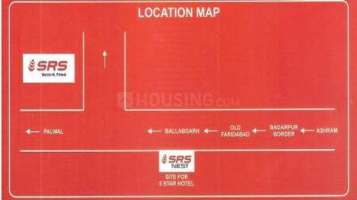Gallery Cover Image of 1500 Sq.ft 3 BHK Apartment for rent in SRS SRS Plots, Alapur for 10000