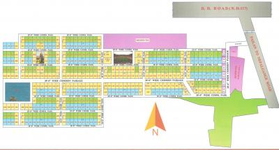 Project Image of 720.0 - 2160.0 Sq.ft Residential Plot Plot for buy in Niharika