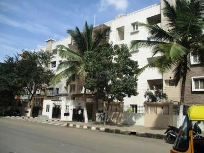 Gallery Cover Image of 1800 Sq.ft 3 BHK Apartment for rent in Sraddha Palmera, Kadubeesanahalli for 45000