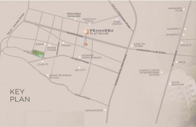 Project Image of 757.56 - 786.3 Sq.ft 3 BHK Apartment for buy in DR Praharsh Platinium