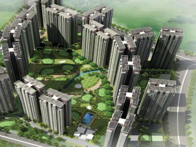 Project Image of 1115 - 2375 Sq.ft 2 BHK Apartment for buy in Jaypee Krescent Homes