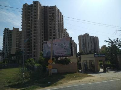 Gallery Cover Image of 1910 Sq.ft 3 BHK Apartment for rent in Sidhartha NCR One, Sector 95 for 10000
