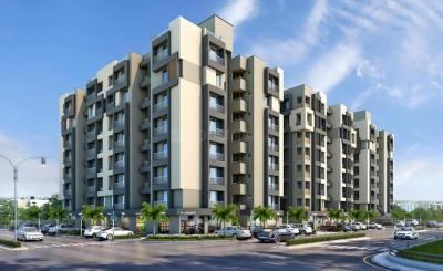 Gallery Cover Image of 1552 Sq.ft 3 BHK Apartment for rent in Khodiyar for 13000