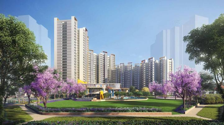 Project Image of 1215.0 - 2180.0 Sq.ft 2 BHK Apartment for buy in Shapoorji Pallonji JoyVille