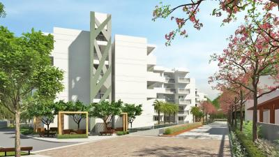 Project Image of 627.0 - 2461.0 Sq.ft 1 BHK Apartment for buy in Mana Tropicale