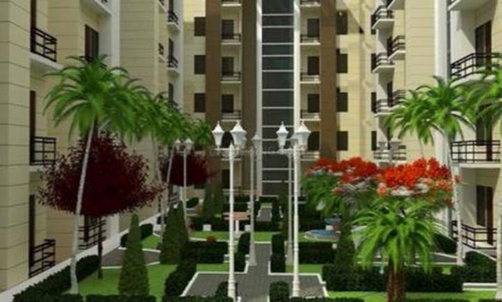 Project Image of 409 - 885 Sq.ft 1 BHK Apartment for buy in Kingson The Home