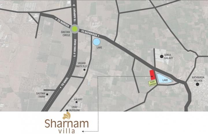 Project Image of 0 - 4509.0 Sq.ft 4 BHK Villa for buy in Shree Hari Sharnam Villa