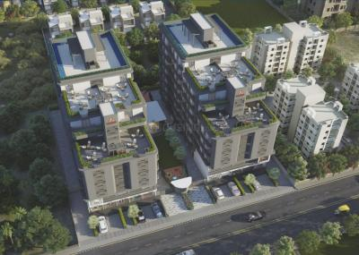 Project Image of 0 - 637.44 Sq.ft 2 BHK Apartment for buy in Aatmiya Aatmiya Signature