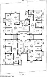 Project Image of 1355.0 - 1674.0 Sq.ft 2.5 BHK Apartment for buy in Kay Arr And Co Silkeen
