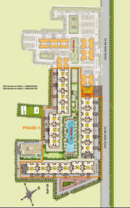 Gallery Cover Image of 1575 Sq.ft 3 BHK Apartment for buy in Residency Phase 2, Arjunganj for 5199075