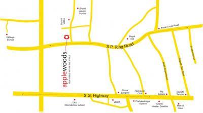 Project Image of 3267 - 4419 Sq.ft 4 BHK Villa for buy in Applewoods Estate Santolina