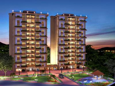 Project Image of 0 - 1097.0 Sq.ft 2 BHK Apartment for buy in Vibrant Casa Vibrante