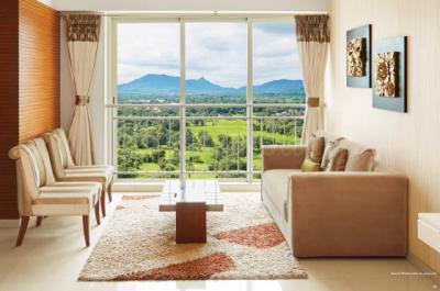 Gallery Cover Image of 1050 Sq.ft 2 BHK Apartment for buy in Marathon Nexzone Triton 1, Panvel for 8100000
