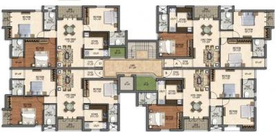 Project Image of 1117 - 1493 Sq.ft 3 BHK Apartment for buy in Bluemoon Grandeur
