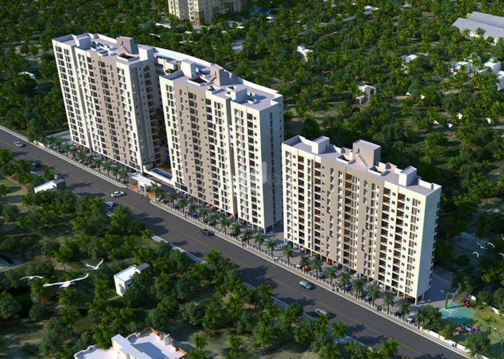 Project Image of 1101.0 - 1518.0 Sq.ft 2 BHK Apartment for buy in Ruby Landmark