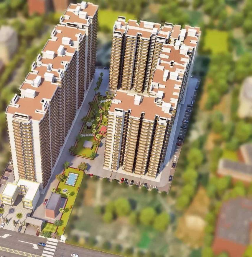 Windsor Paradise II in Raj Nagar Extension, Raj Nagar Extension by