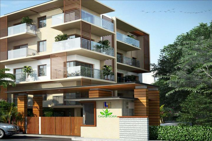 Project Image of 1216.0 - 1822.0 Sq.ft 2 BHK Apartment for buy in Casa Flora