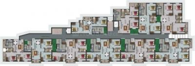 Project Image of 894.0 - 1275.0 Sq.ft 2 BHK Apartment for buy in Colorhomes Fortuna