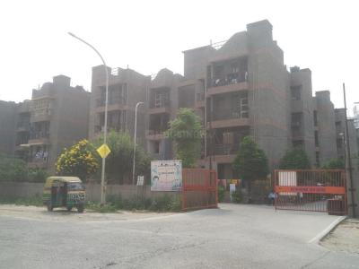 Gallery Cover Image of 600 Sq.ft 1 BHK Independent Floor for rent in Sector 99 for 12000