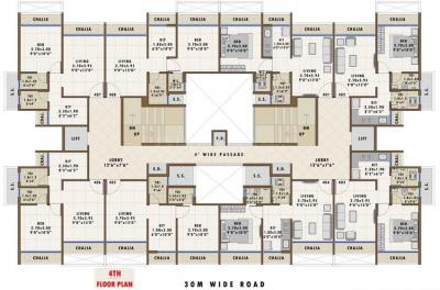 Project Image of 650.0 - 720.0 Sq.ft 1 BHK Apartment for buy in Neelkanth Bliss