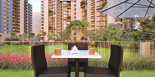 garden homes. Ganesh Maple Tree Garden Homes In Thaltej, Ahmedabad-2
