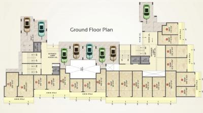 Project Image of 370 - 672 Sq.ft 1 BHK Apartment for buy in Skywards Regency