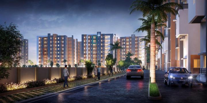 Project Image of 783.0 - 1068.0 Sq.ft 2 BHK Apartment for buy in Signum Parkwoods Estate