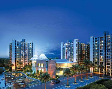 Gallery Cover Image of 1180 Sq.ft 3 BHK Apartment for buy in Siddha Water Front, Barrackpore for 3540000