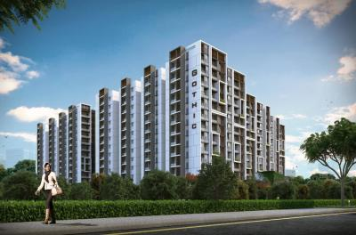 Project Image of 1305 - 2320 Sq.ft 2 BHK Apartment for buy in Gothic Pentagon Clouds