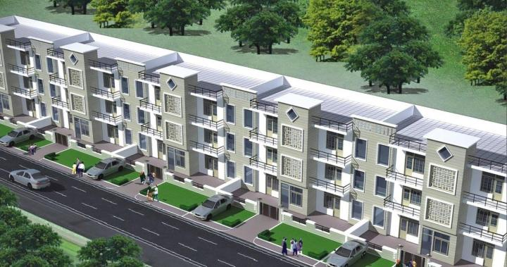 Project Image of 615 - 1206 Sq.ft 1 BHK Apartment for buy in Shriji FIT Independent Residential Floors