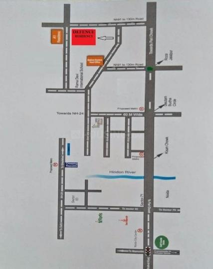 Project Image of 450.0 - 2250.0 Sq.ft Residential Plot Plot for buy in APS Defence Residency