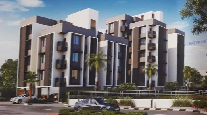 Project Image of 1062 - 1143 Sq.ft 2 BHK Apartment for buy in Satya Shashwat Residency