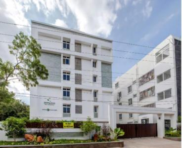 Gallery Cover Image of 1940 Sq.ft 3 BHK Apartment for rent in Alekhya Whistling Woods by Alekhya Homes, Kothapet for 40000