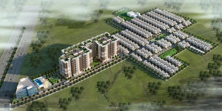 Project Image of 2800 - 3150 Sq.ft 3 BHK Villa for buy in Sahiti Sudheshna Alpine Vistas