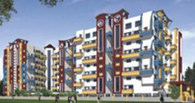 Gallery Cover Image of 650 Sq.ft 1 BHK Apartment for rent in RK Nisarg Raj, Thergaon for 14000