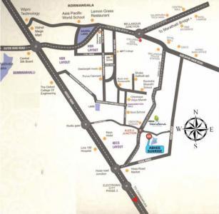 अभी अभी सनराइज़ में खरीदने के लिए 10925.37 - 12539.96 Sq.ft 2 BHK अपार्टमेंट प्रोजेक्ट  की तस्वीर