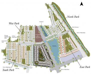 Global Megaventure Pvt Ltd Park City Sector 8