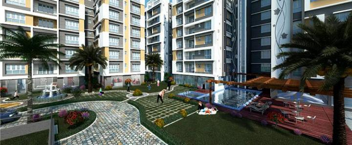 Project Image of 1250.0 - 1830.0 Sq.ft 2 BHK Apartment for buy in Rishi Ecoview
