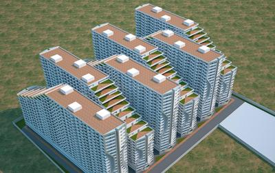 Project Image of 312.26 - 674.79 Sq.ft 1 BHK Apartment for buy in Amar Indraprasth Phase 5