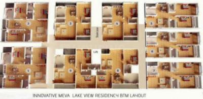 इनोवेटिव मेवा लेक व्यू रेसिडेंसी में खरीदने के लिए 1120.0 - 1510.0 Sq.ft 2 BHK अपार्टमेंट प्रोजेक्ट  की तस्वीर