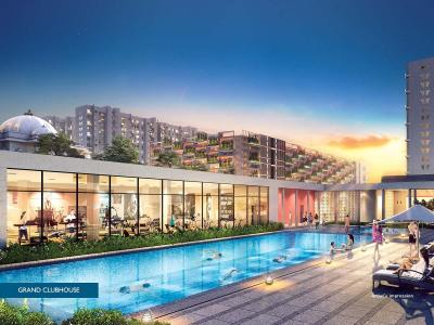 Project Image of 425.0 - 643.0 Sq.ft 1 BHK Apartment for buy in Lodha Codename Prime Square